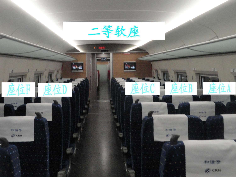 动车座位图-铁路客户服务中心